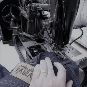 Atelier Jeans français sur mesure