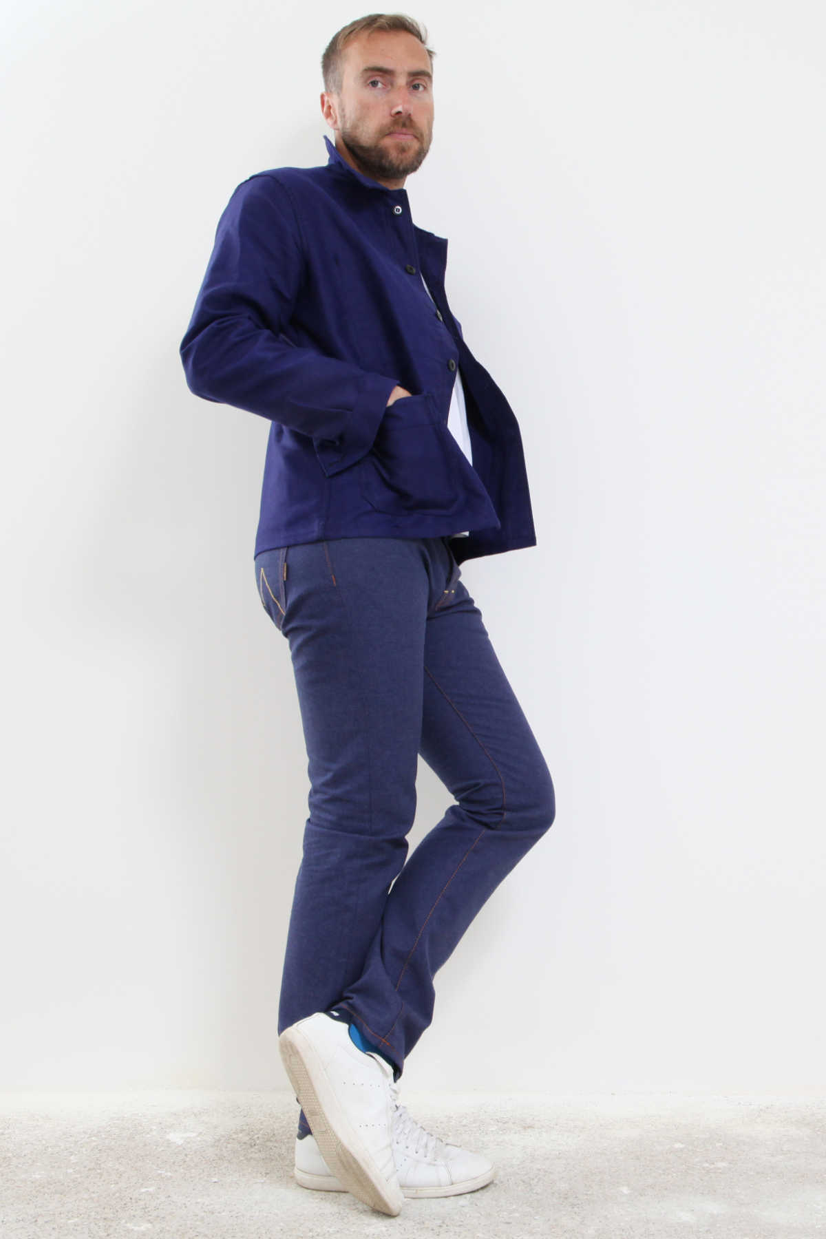 Jeans sur mesure guide des tailles jeans hommes