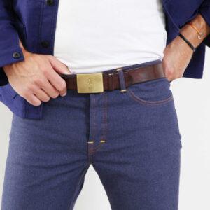 Jeans Ecolife, jeans Français fabriqué en Normandie