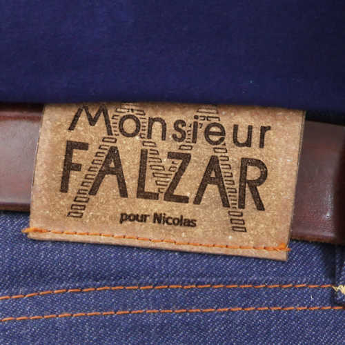 Jeans français par M Falzar
