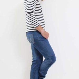 le jeans vintage M Falzar made in France