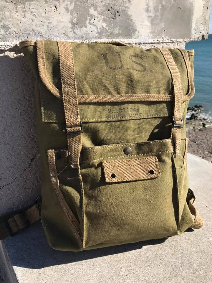 Le British made pour WD Bags