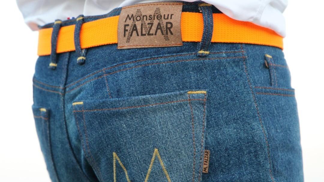 Le jeans Vintage